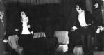 """Н. Гоголь """"Ревизор"""" Хлестаков – С. Загребельный, Бобчинский – С. Терлецкий 1979 г."""